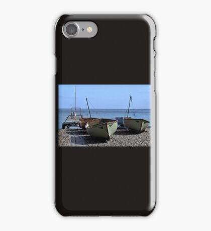 Twin Boats, Tweedledum and Tweedledee... iPhone Case/Skin