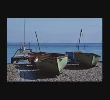 Twin Boats, Tweedledum and Tweedledee... T-Shirt