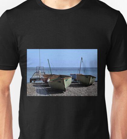Twin Boats, Tweedledum and Tweedledee... Unisex T-Shirt