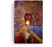 Halloween Decor 3 Canvas Print