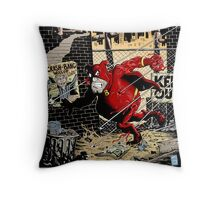 Mr Brilliant - Goolon Heart Throw Pillow