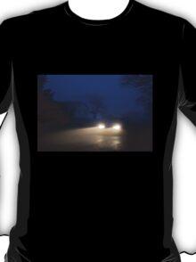 Fog Caught in the Headlights T-Shirt