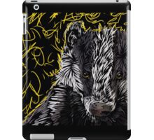 Badger Magic iPad Case/Skin