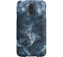 Midnight Ice Storm Samsung Galaxy Case/Skin