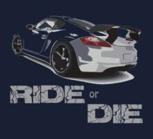 porsche gt - Ride or Die by hottehue