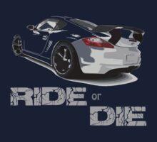 porsche gt - Ride or Die by hottehue