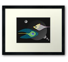 Aquon 34 Framed Print