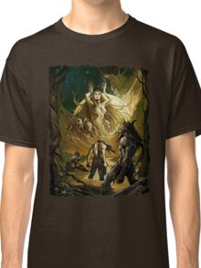 Cover: Signs of the Moon Classic T-Shirt