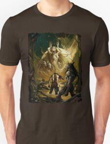 Forsaken Cover Art: Signs of the Moon Unisex T-Shirt