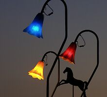 Lights At The Fair ~ Part One by artisandelimage