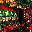 Rum Boogie Cafe - Memphis TN by Monica Vanzant