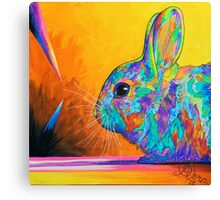Spectra Twitch by Asra Rae Canvas Print