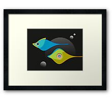 Aquon 36 Framed Print