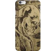 death within life iPhone Case/Skin