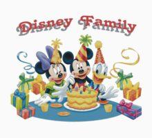 Disney Family by photozoom