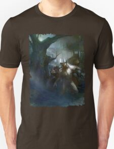 Forsaken Cover Art: Territories Unisex T-Shirt