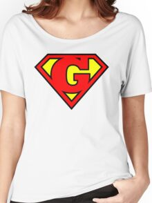Super G Women's Relaxed Fit T-Shirt