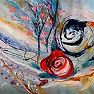 The Rose of Chagall by Elena Kotliarker