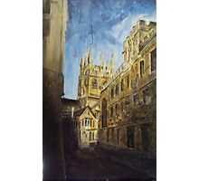 Oxford England Photographic Print