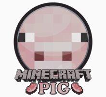 Minecraft-Pig by jalen