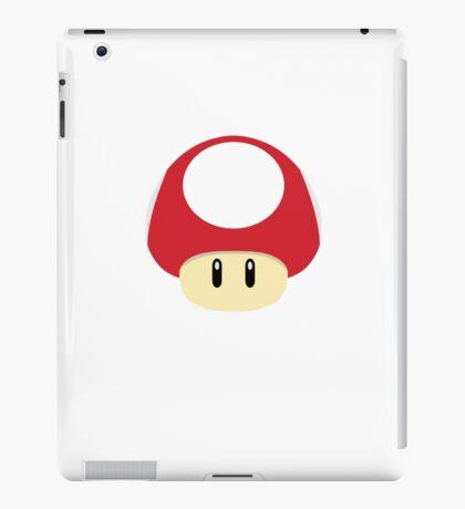 Super Mario - Super Mushroom iPad Case/Skin