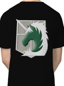 Military Police Emblem Classic T-Shirt