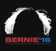 Bernie Sanders for President - Hair by Justin Russell