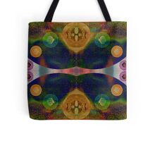 Inside the mind of magic is mystery Tote Bag
