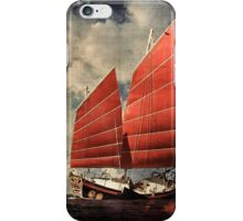 Scarlet Junk iPhone Case/Skin