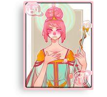 Queen Bubblegum Canvas Print
