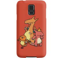 Number 4, 5 and 6 #2 Samsung Galaxy Case/Skin