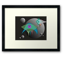 Aquon 41 Framed Print