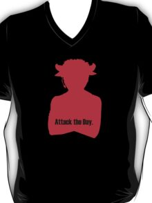 Attack the Day – Brass Knuckles T-Shirt