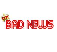 King of Bad News by drewfu