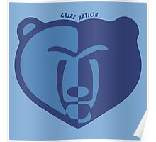 Grizz Nation Poster