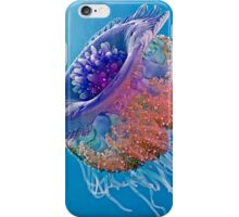 Crown Jellyfish iPhone Case/Skin