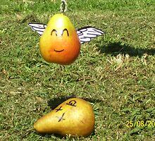 angel pear by kym666