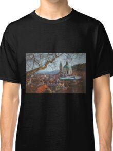 Romantic Prague Classic T-Shirt