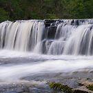 Aysgarth Falls No1 by Darrell Kelsey