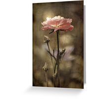 """""""just a distant memory"""" Greeting Card"""