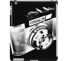 Russian Retro (Cosmic 35) iPad Case/Skin