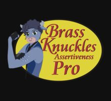 Brass Knuckles Pro by RiftwingDesigns