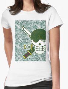 One Piece: Zoro (XXXL) Womens Fitted T-Shirt