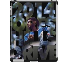 2014 Forest Hills Dr. iPad Case/Skin
