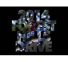 2014 Forest Hills Dr. Photographic Print