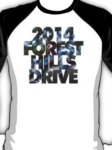 2014 Forest Hills Dr. T-Shirt