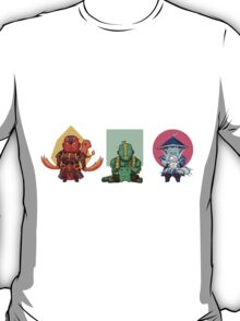 Ember, earth and storm  T-Shirt