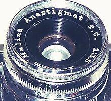 Anastigmagic (Halina 35X Super) by InspiredPhoto