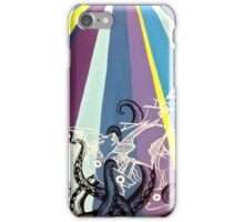 Sailing For Adventure Till A Sea Monster Ruined My Vacation iPhone Case/Skin