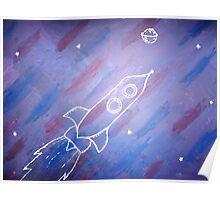 My Spaceship. Poster
